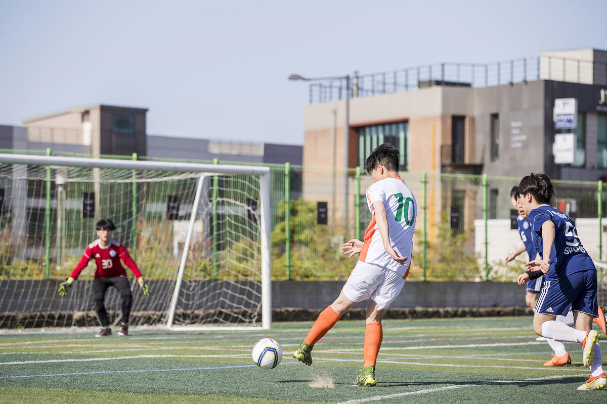 SJA Jeju Boys' 2018 KISAC South Soccer Tournament, Division B Champions