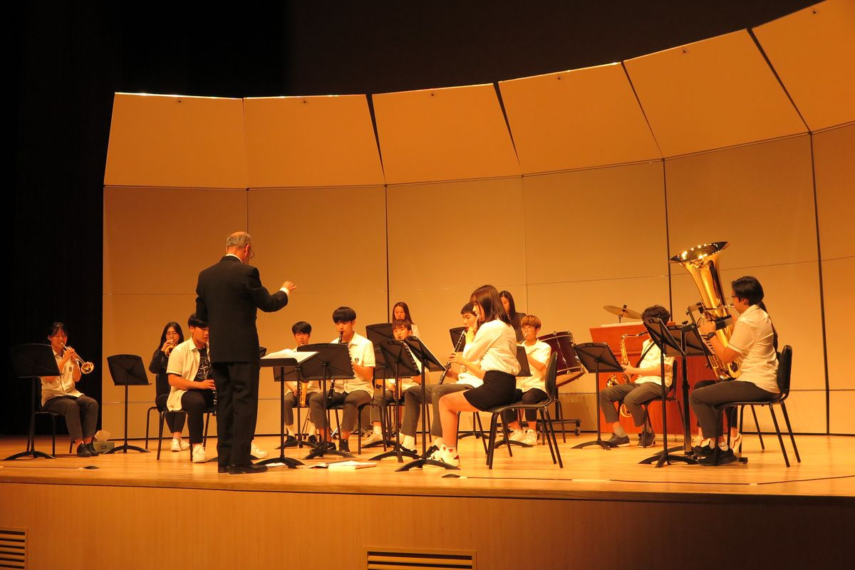 Secondary School Music Concert